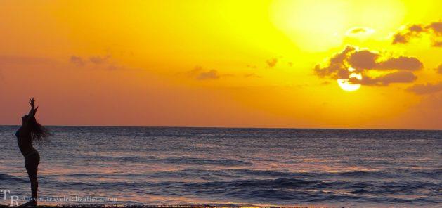 Travel Realizations, Sunsets, Hawaii