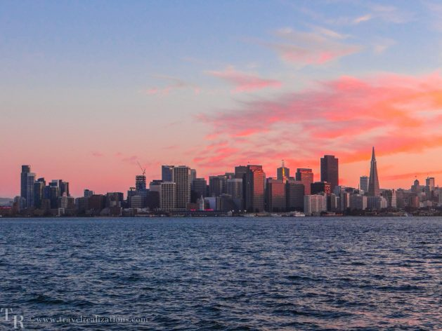 Travel Realizations, Sunsets, silicon valley, san francisco