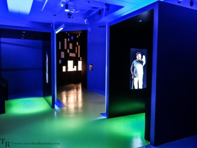 Travel Realizations, Defending human dignity, an exhibition at the Red Cross Museum in Geneva, Switzerland
