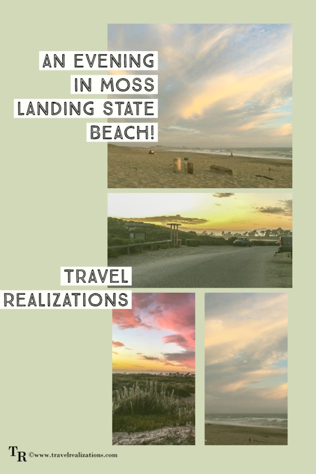 Oneafternoon in a weekend, we drove nearly an hour to reach the Moss Landing State Beach, California and spent a perfect family evening. #beach #sea #california #traveltips #travelblog