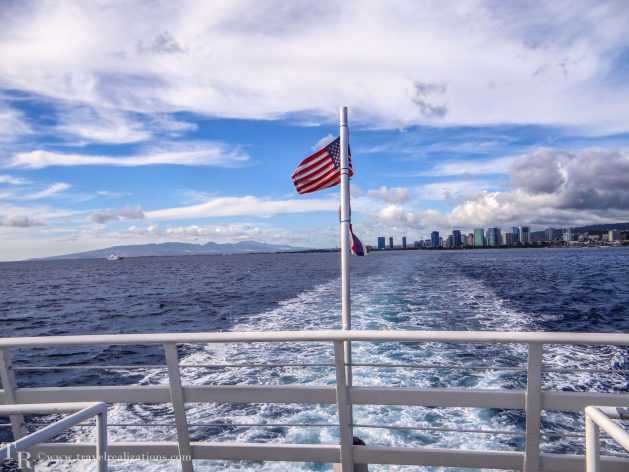 Travel Realizations, Ship, Hawaii, Pacific, In the depths of the Pacific - A submarine tour in Hawaii