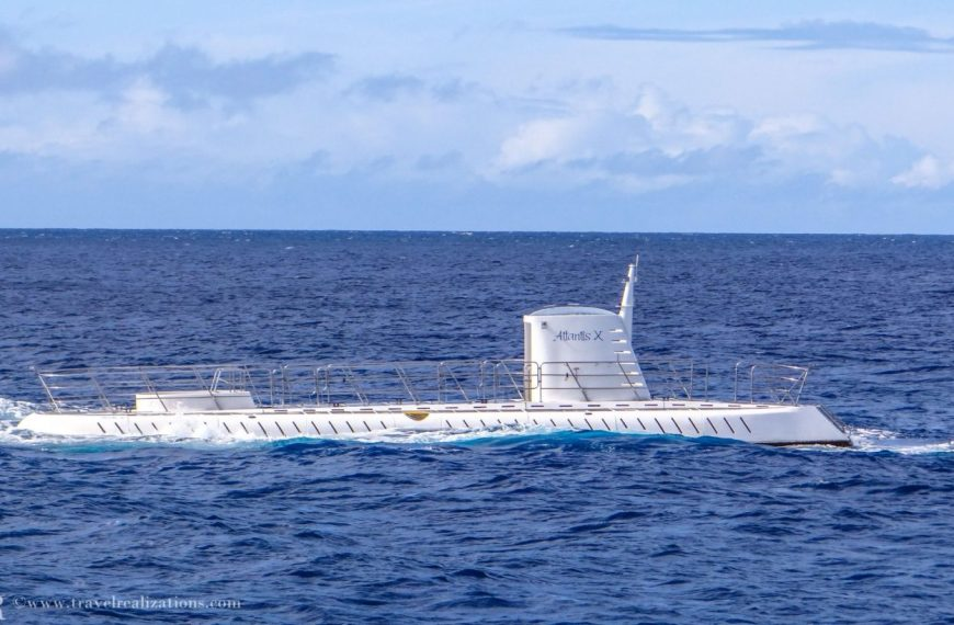 In the depths of the Pacific – A submarine tour in Hawaii