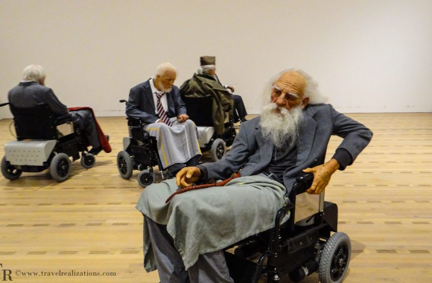 Old People's Home – Art that touches your soul!