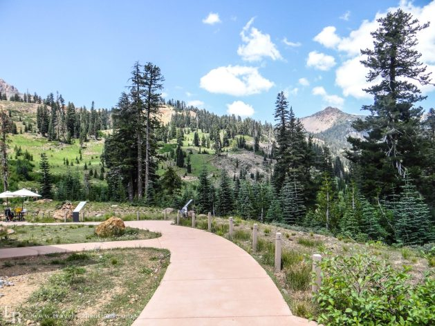 Glimpses of romantic California, Travel Realizations, Lassen National Park