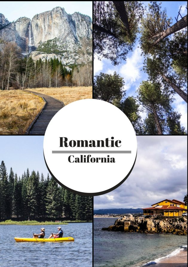 Let me show you some glimpses of romantic California. Here is a list of ten romantic places in California you will fall in love with. #California #Travel #traveltips #travelblog #usa