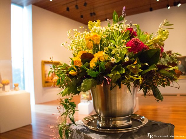 Bouquets To Art - When art blooms in San Francisco, Travel Realizations