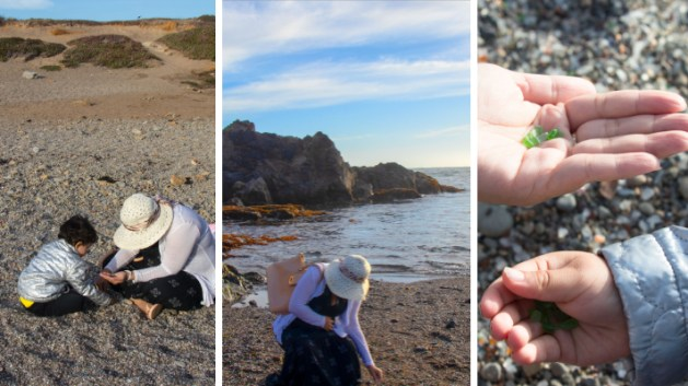 Glass Beach, California, Mendocino, Northern California