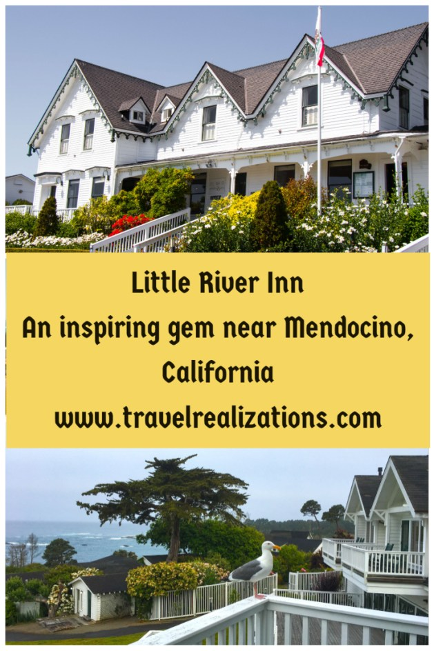 Little River Inn on the Pacific coast in Mendocino County is a perfect choice to take some time off from the hurried pace of your daily life. #Travel #California #Hotel #TravelBlog #Traveltips