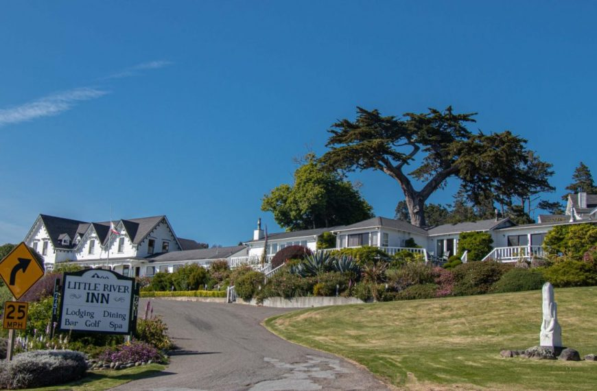 Little River Inn – A Romantic Hotel Near Mendocino