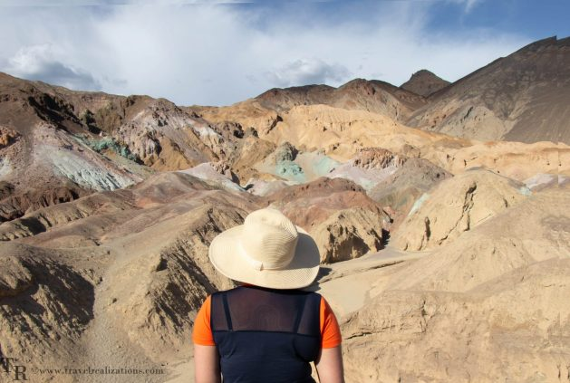 Death Valley National Park- A water-less wonder, Travel Realizations, Photo Essay, Death Valley, Artist's Palette