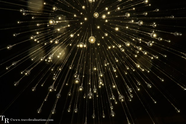 Stories in Light by Bruce Munro - Art that blooms at night, Travel Realizations, Light Shower