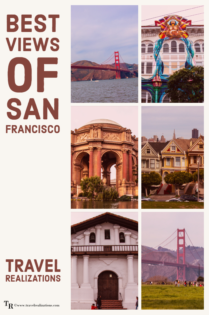 If you ever visit San Francisco, don't just see its best views but also feel the vibes that this city has to offer. Recently, I savored and saw the best views of San Francisco from an e-tuk from Dylan's Tours. I managed to pop inside all the postcard-perfect and famous frames in San Francisco. #California #SanFrancisco #TravelTips #Travelblog #travelblogger
