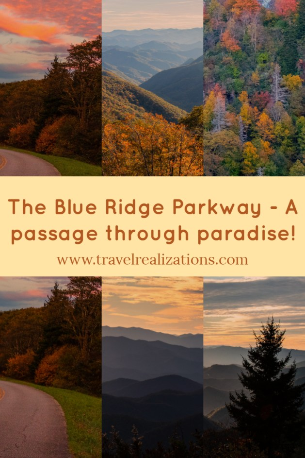 When I drove through the Blue Ridge Parkway, I felt exhilarated not because it is one of the most scenic routes in the USA but because the reality connected me to my long cradled dream. The flawless, boundless and revitalizing beauty of this route is indeed akin to a passage through paradise. #USA #NorthCarolina #BlueRidgeParkway #TravelTips #TravelBlog