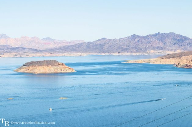 Las Vegas to Grand Canyon - journal of a journey, Travel Realizations, las vegas to grand canyon south rim, lake mead