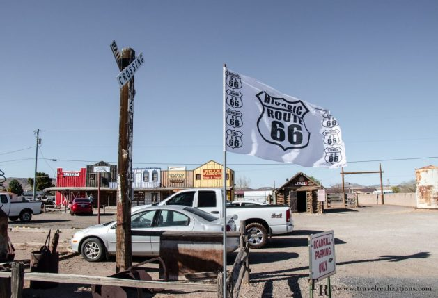 Las Vegas to Grand Canyon - journal of a journey, Travel Realizations, las vegas to grand canyon south rim, route 66
