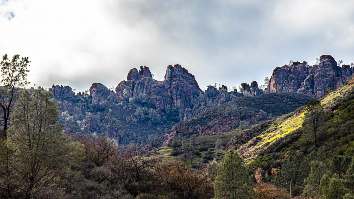 Postcards from Pinnacles National Park