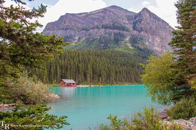 Chronicles of Canadian Rockies - Banff and Jasper, Travel Realizations, lake Louise, lake Louise summer pictures, banff national park