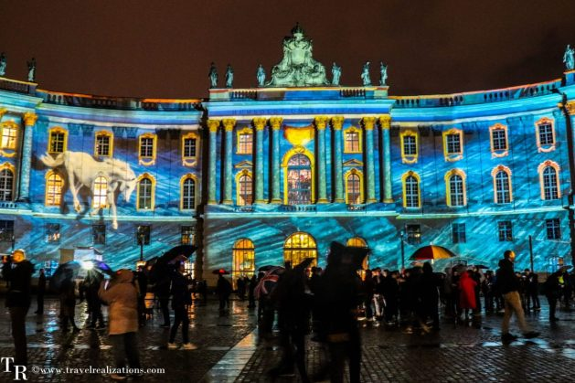 The Festival of Lights in Berlin, Germany, Travel Realizations