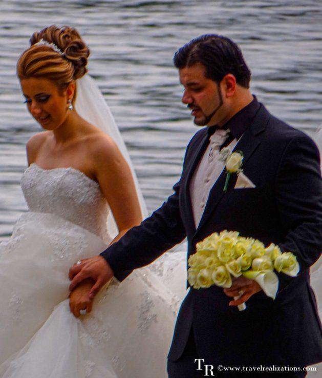 A fleeting witness of weddings, Travel Realizations, Stockholm, Sweden