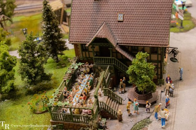Hamburg the Hanseatic harbor city, Travel Realizations,  Miniatur Wunderland
