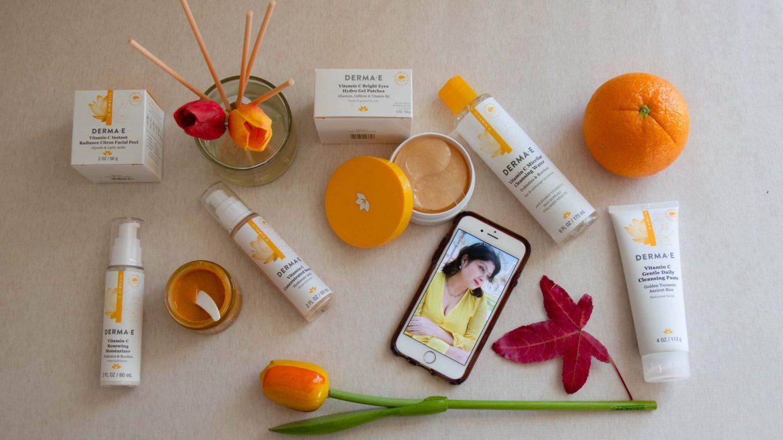 Derma E Vitamin C Collection Review
