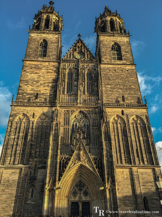 Magdeburg Cathedral, Travel Realizations
