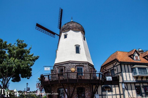 Spring break in California - Best places to visit, Travel Realizations, Solvang