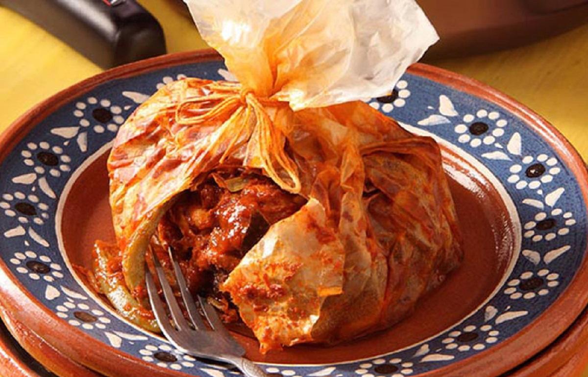 Carne Enchilada De Receta
