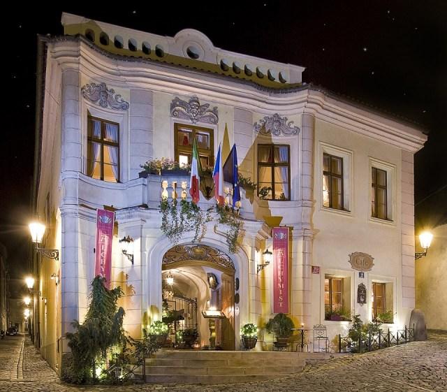 Alchymist Grand Hotel And Spa, Prague,