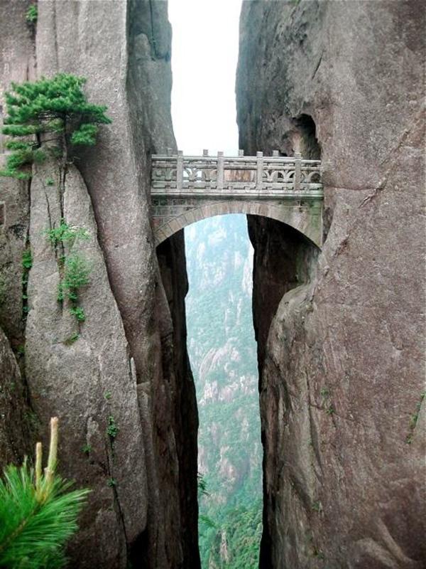 Bridge of Immortals, China