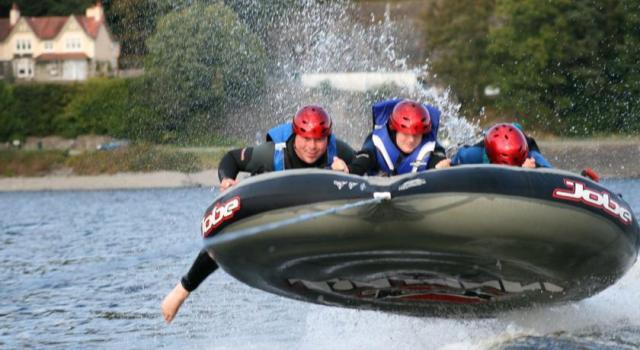 Crieff Hydro water sports