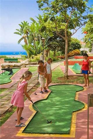 Diverhotel Tenerife crazy golf