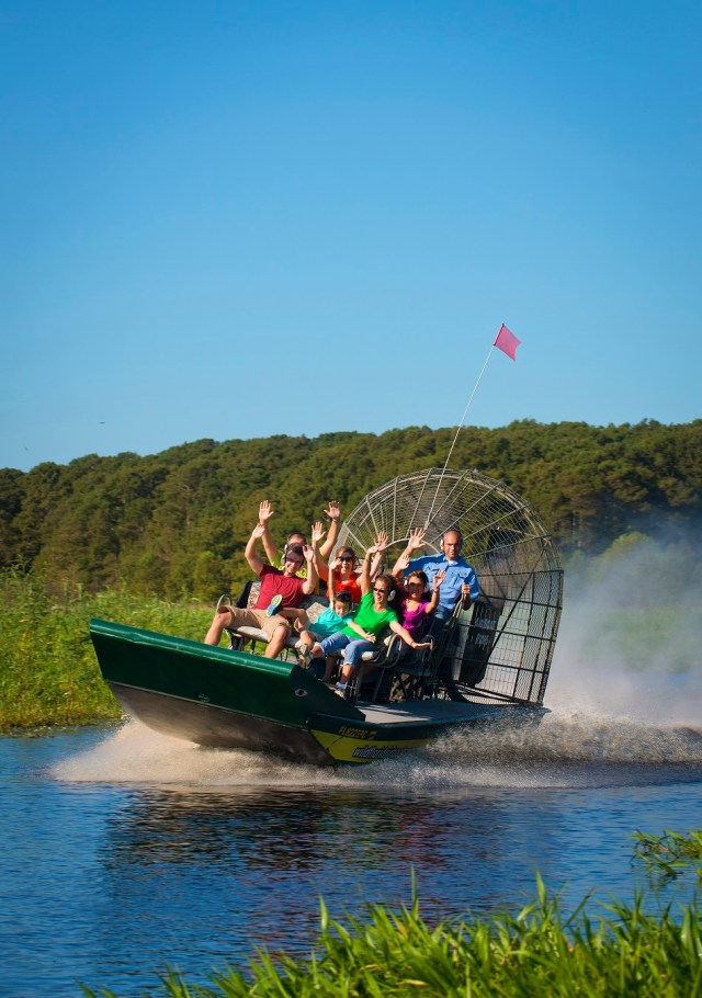 Kissimmee Airboat