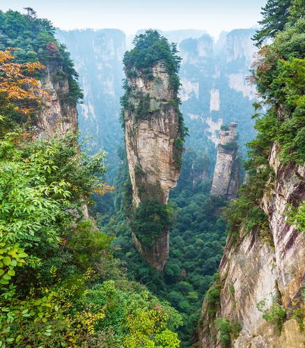 Wulingyuan China