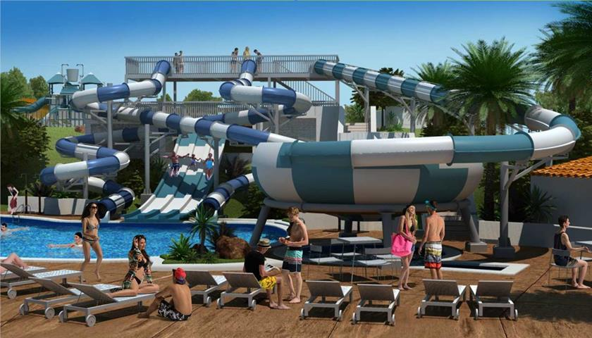 Hotels With Water Parks Revealed For 2017/2018