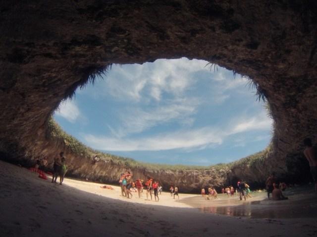 Playa del Amor, Mexico