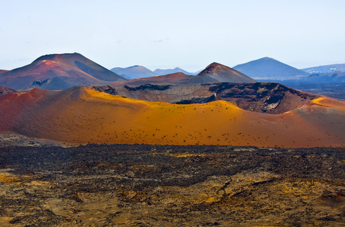 Timanfaya Mountains of Fire Lanzarote