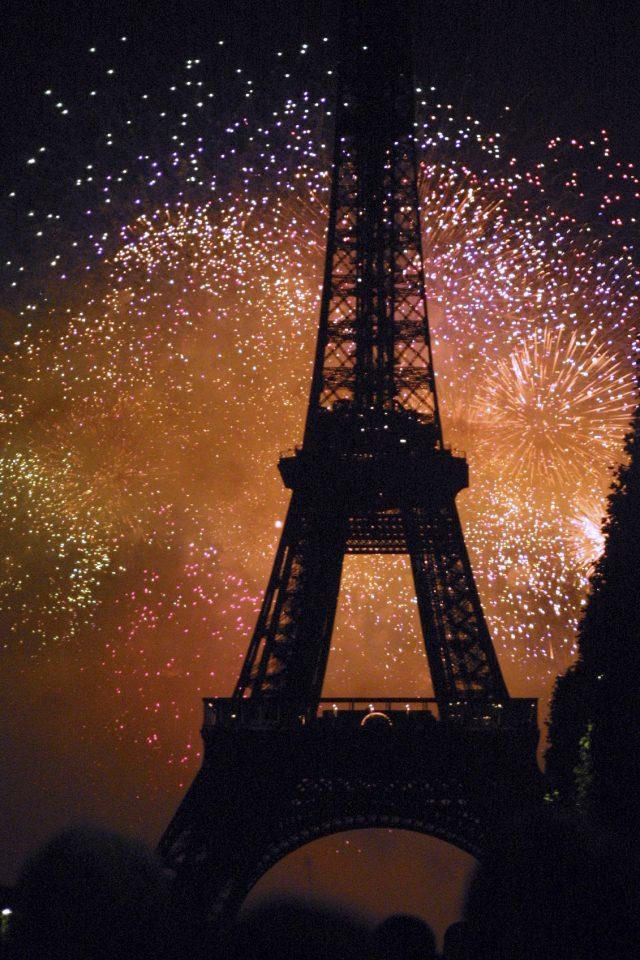 Bastille Day Celebration.