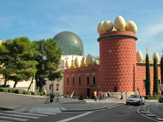 Figueres, Spain, Home theater Dali