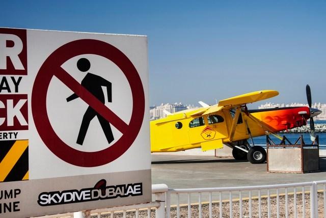 Dubai Skydive Zone