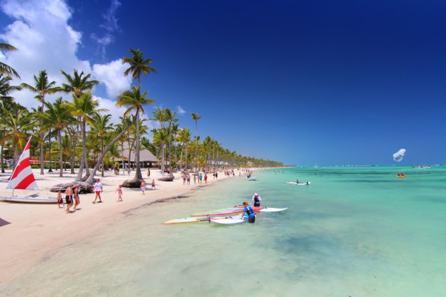 Bavaro Beach - Dominican Republic