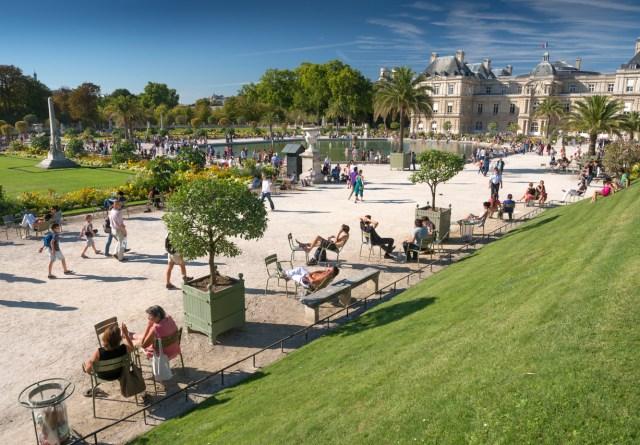 Paris - Luxemburg Gardens