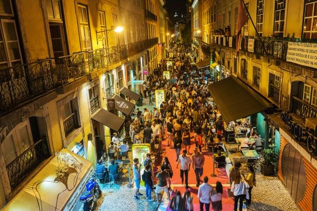 Lisbon - Cais do Sodré
