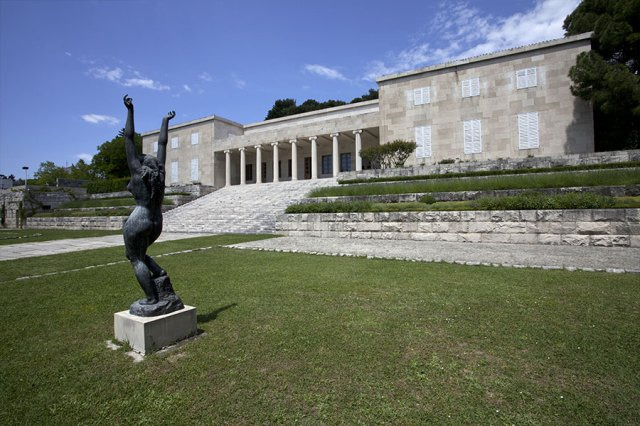 Mestrovic Gallery, Croatia