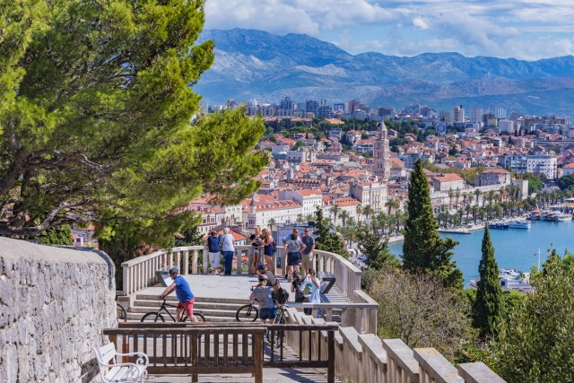 Marjan Hill, Split