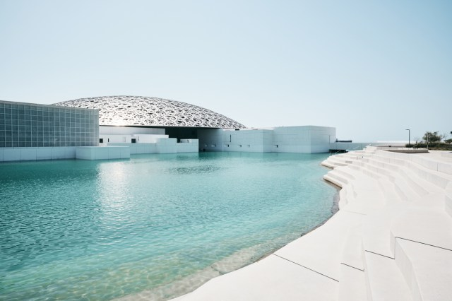 Louvre Abu Dhabi, UAE