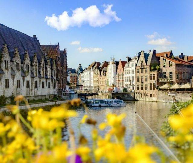 Another One Of The Best Winter City Breaks In Europe If You Want To Get In The Mood For Christmas Ghent Is Certainly Somewhere To Consider
