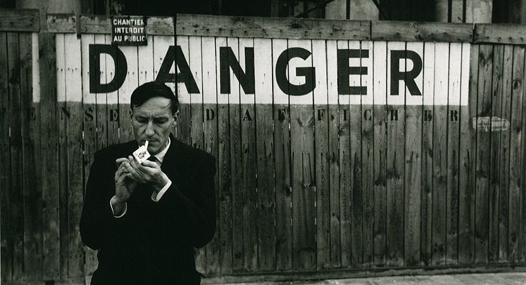 Image result for william burroughs danger