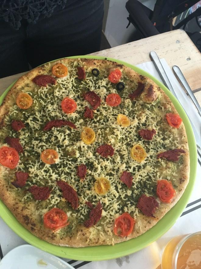 Delic. Vegan Pizza