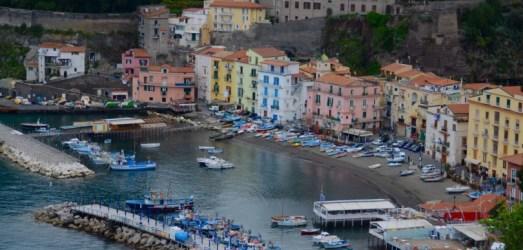 The Stunning Amalfi Coast
